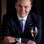 Matteo Lunelli of Ferrari Winery announced as 2016 President of the International Wine & Spirit Competition
