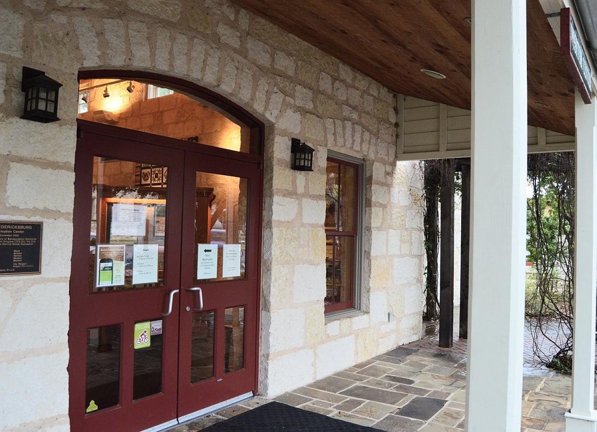 Fredericksburg Visitor Center