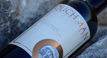 Duchman Aglianico 2011 bottle