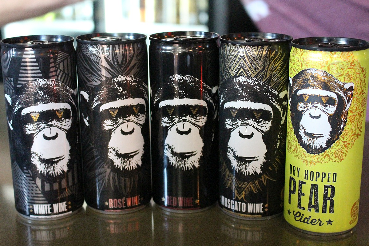 Infinite Monkey Theorem cans