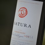 Review of Natura Carménère 2014