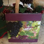 Vineyard Cuisine: Free Cookbook Giveaway