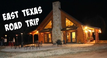 East Texas Holiday Road Trip