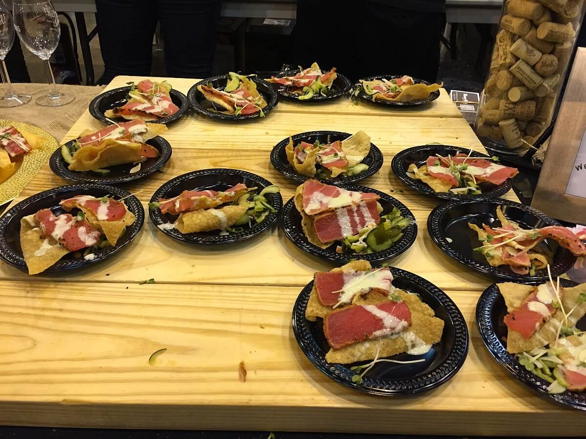 2016 Rodeo Uncorked Roundup And Best Bites Competition