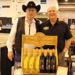Flat Creek Estate: Ron Naber on left