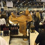 Pedernales Cellars top Texas wine saddle
