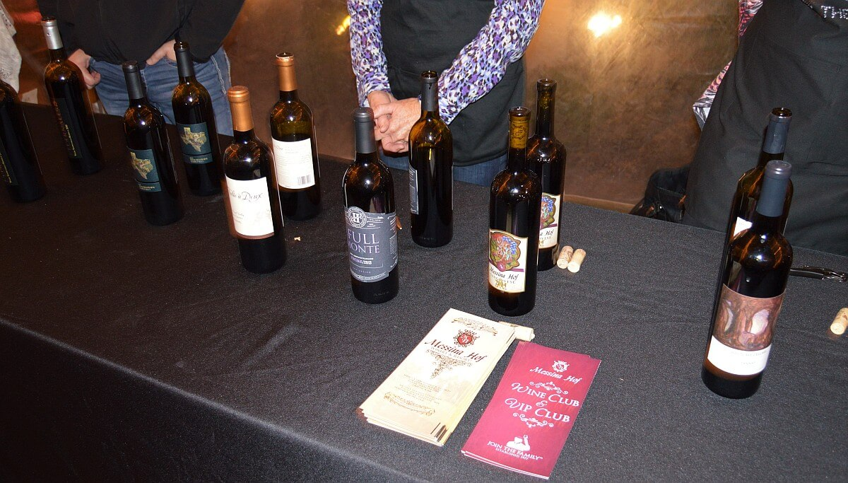 San Antonio Rodeo wines for tasting