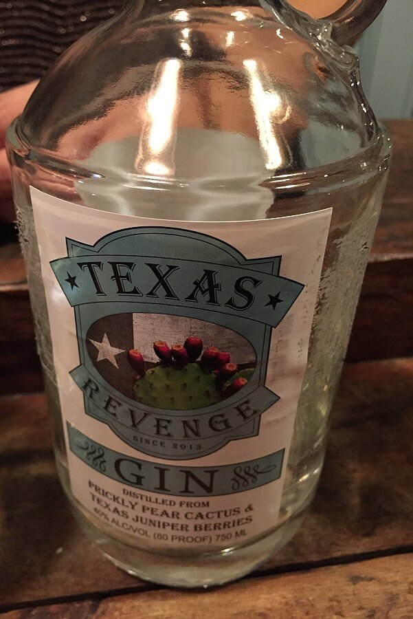 Hill Country Distillers Revenge Gin