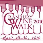 2016 Granbury Wine Walk preview