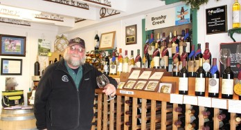 Les Constable of Brushy Creek Vineyards Winemaker Profile
