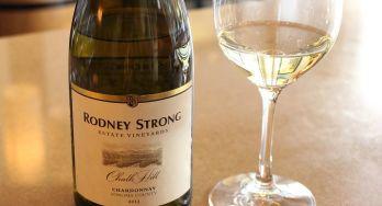Rodney Strong Vineyards Tasting
