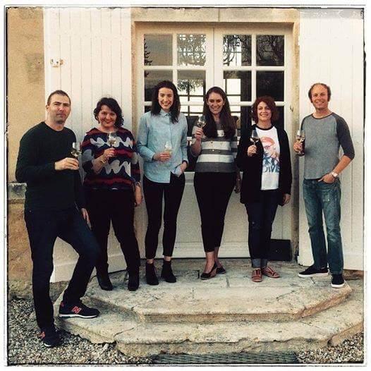 Tomislav, Viviana, Madelyne, Regina, Michelle, Jeremy. Photo courtesy of Viviana