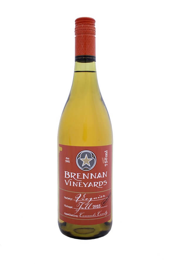 Brennan Orange Viognier