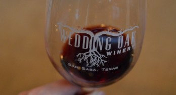 Wedding Oak Winery at Wildseed Farms Media Event