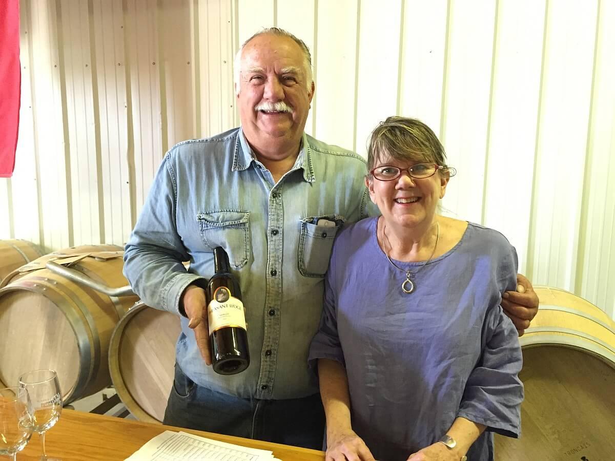 Bobby & Jennifer Cox