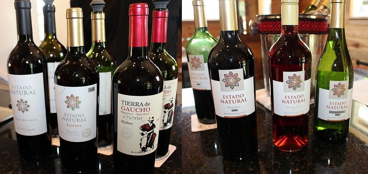 El Gaucho Winery wines