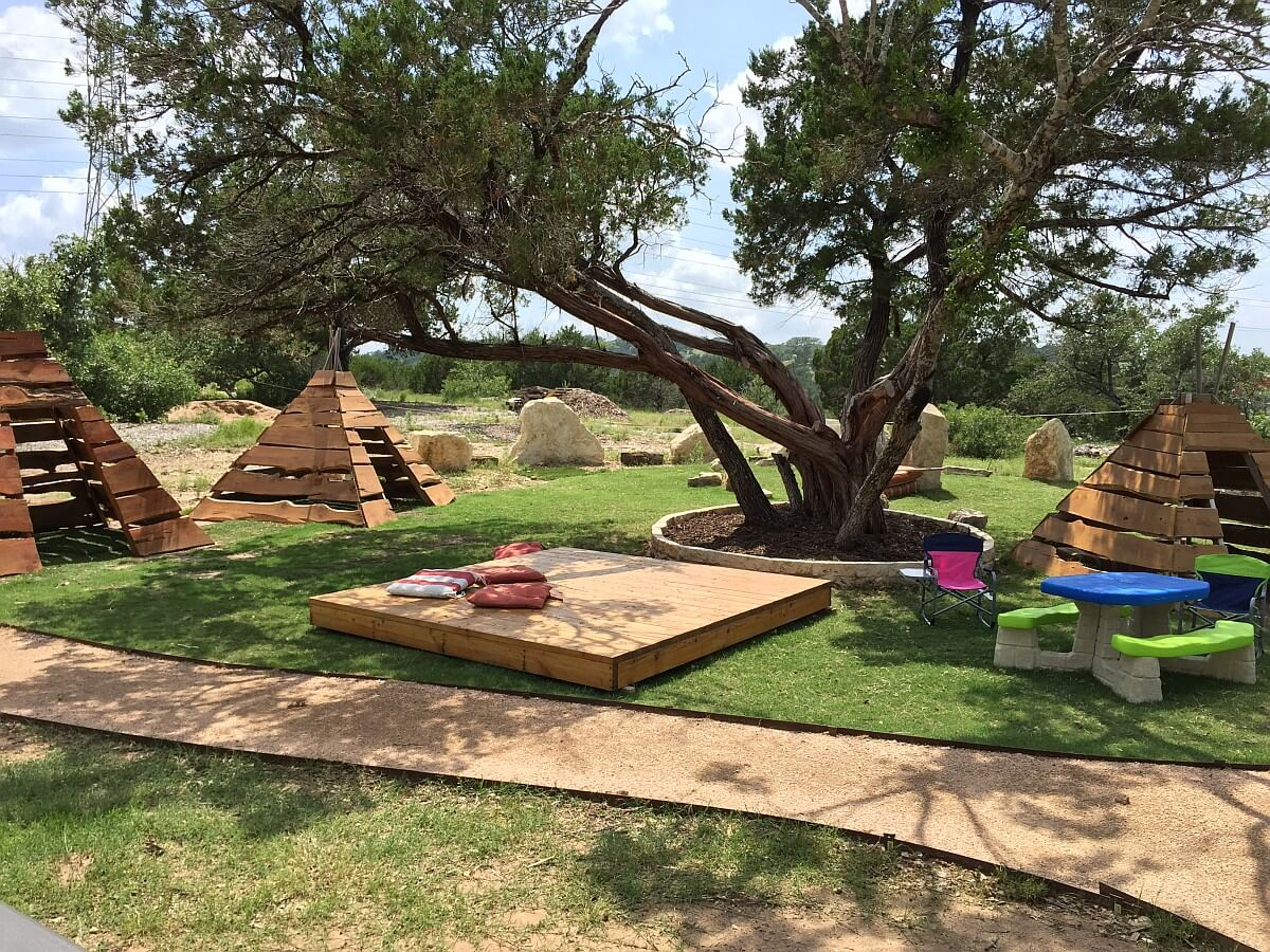 El Gaucho Winery - playground