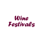 2019 Texas Wine Festivals
