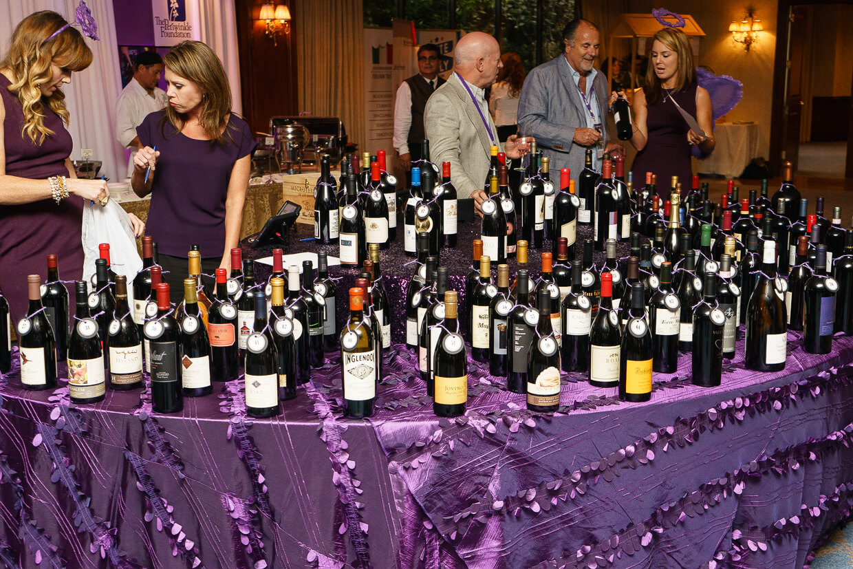 Iron Sommelier 2016 wine pull