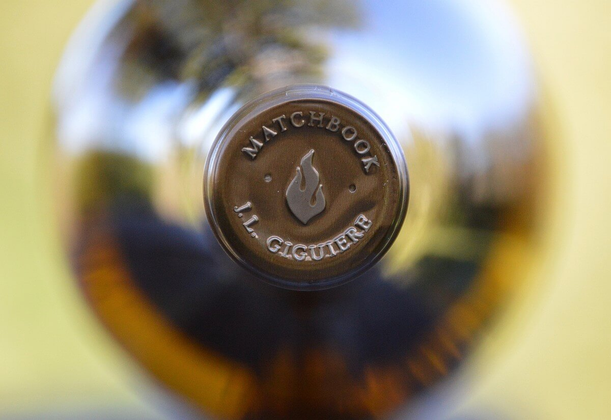 Matchbook Old Head Chardonnay top