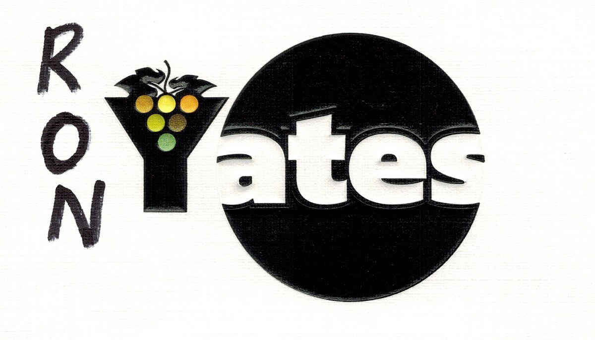 Ron Yates fake logo