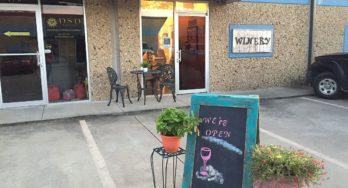 Larue Vineyards outside