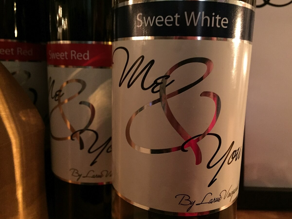 Me & You wine