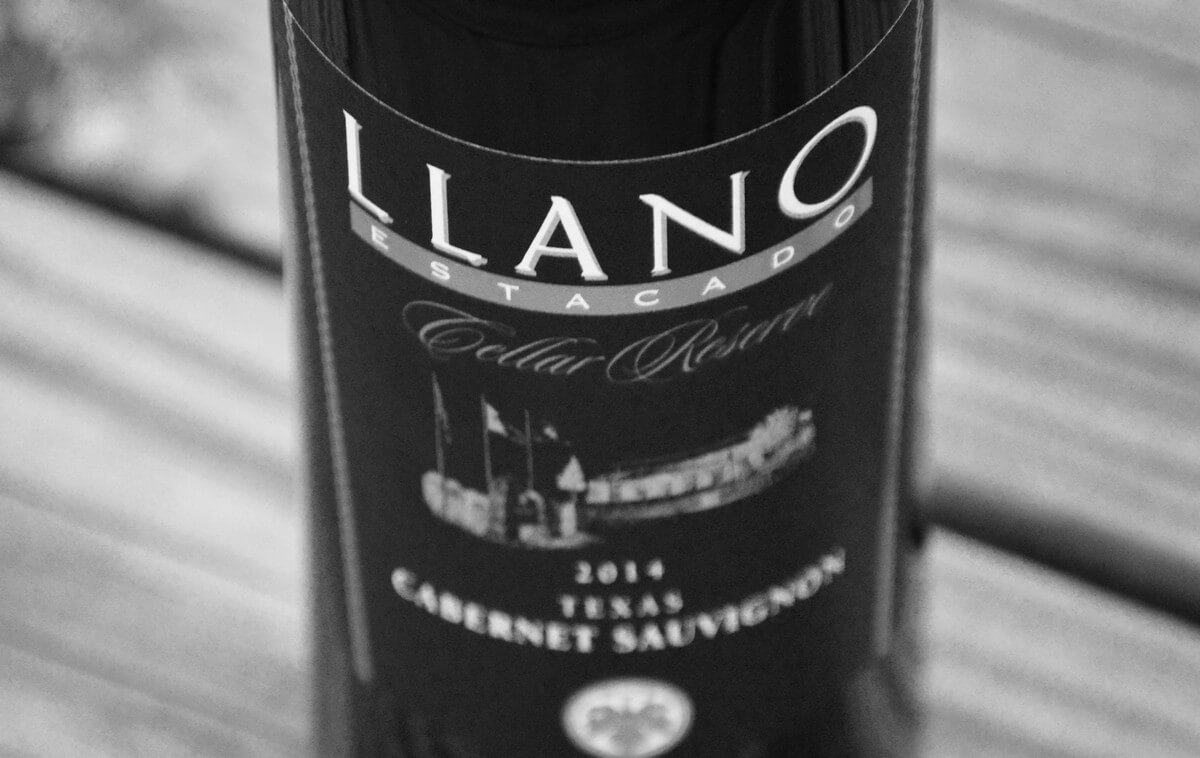 Llano Estacado Winery Cabernet front