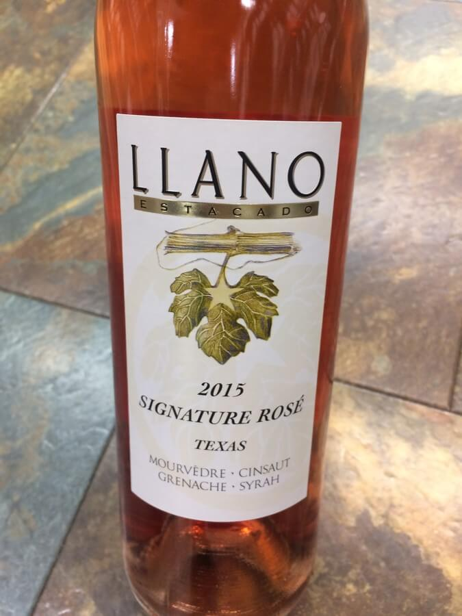 Llano Signature Rose