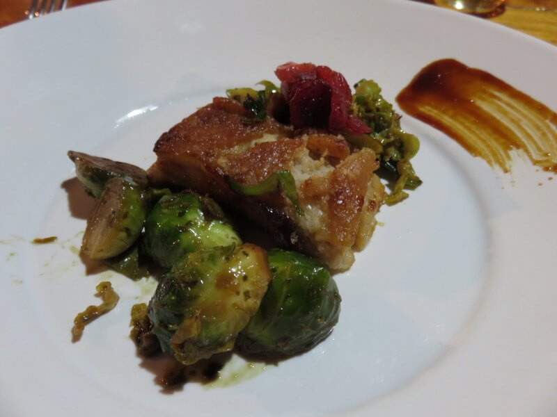 Compass Rose pork belly