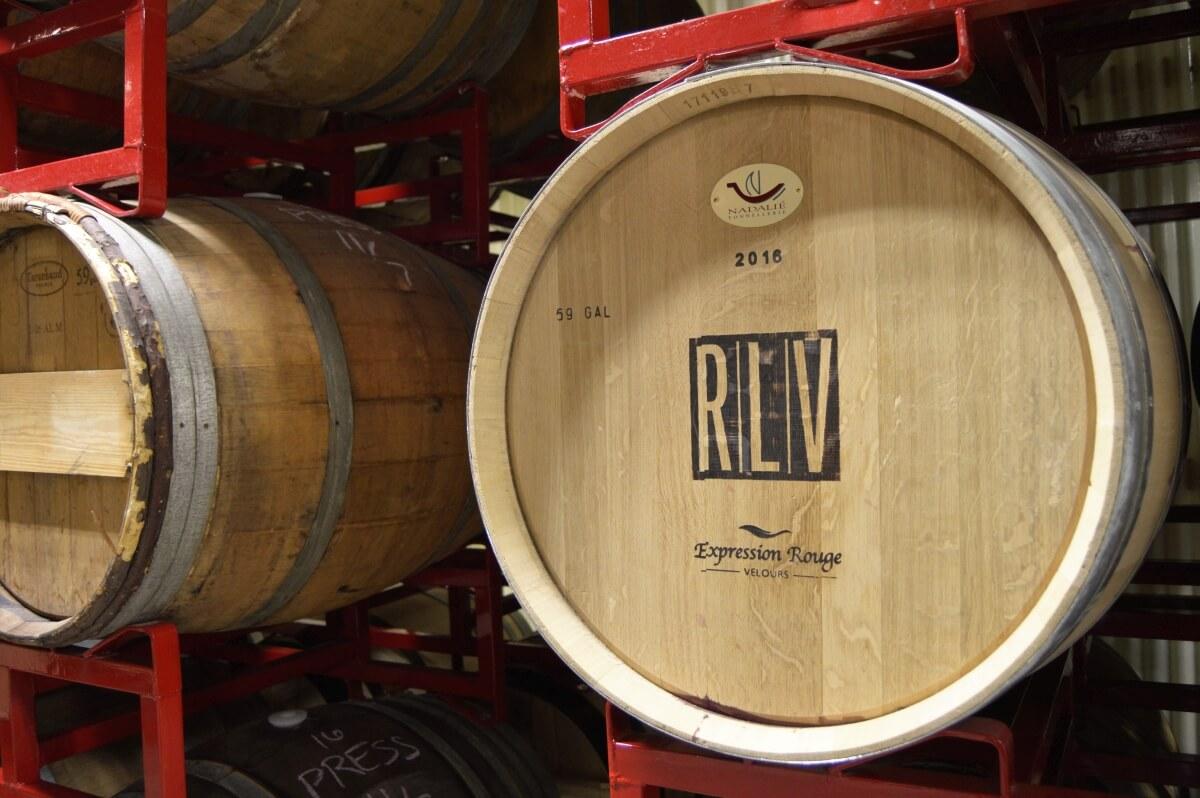 Rancho Loma barrel