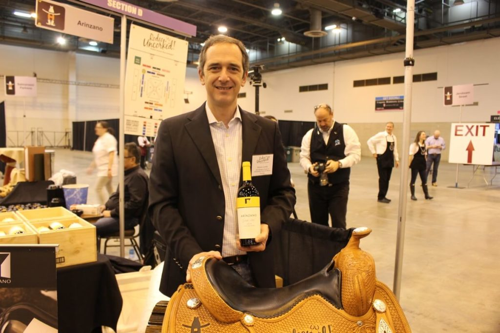 Arinzano Chardonnay - Manuel Louzada (Grand Champion Best Of Show)
