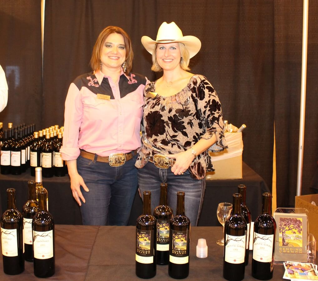 Bending Branch Winery - Jennifer McInnis Fadel and Sara Potter