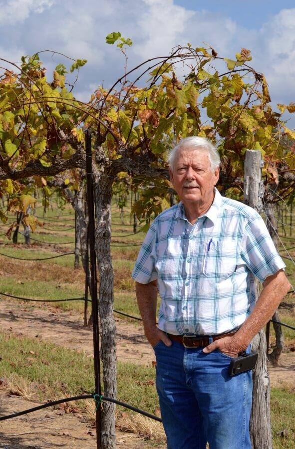 Texas wine history - Jerry Watson