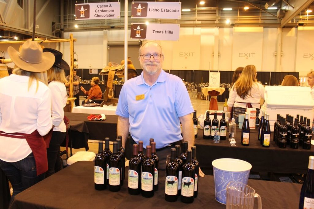 Texas Hills Vineyard - Gary Gilstrap