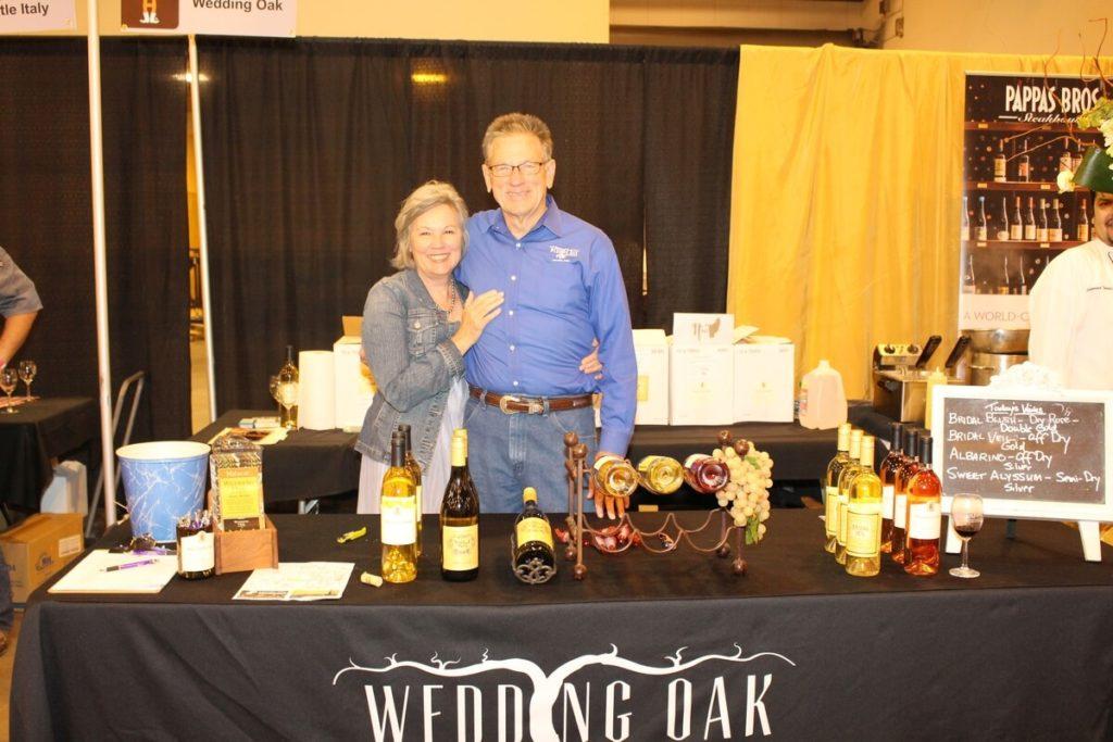 Wedding Oak Winery - Lynn & Mike McHenry