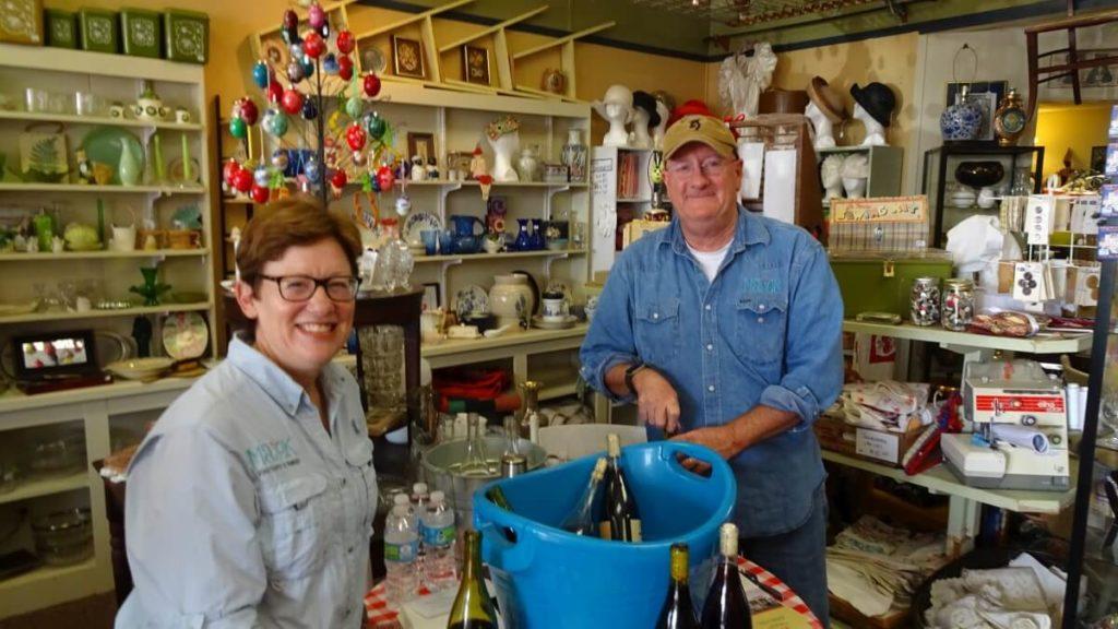 Lynne and Randy Majek - Majek Vineyard and Winery
