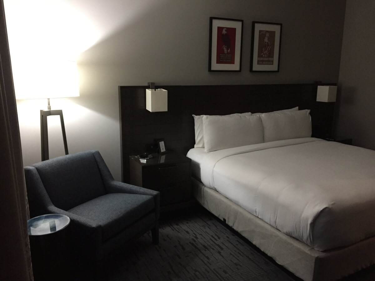 Sonesta bed