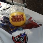 Touring La Grange Uncorked Wine and Food Festival with Toasting Texans
