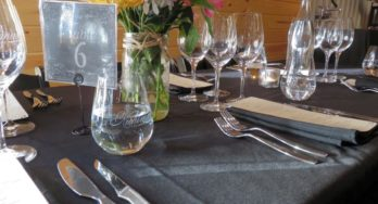 Kuhlman table setting