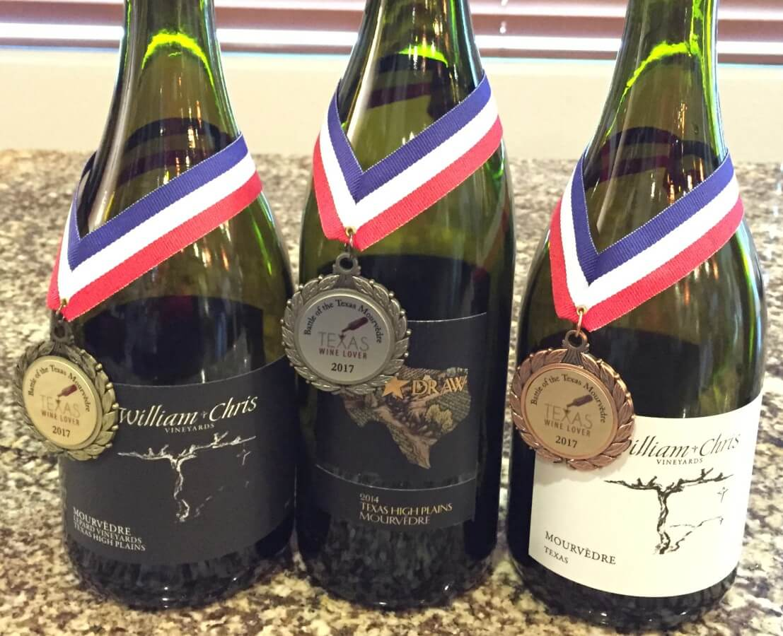 Battle Mourvedre Top 3 Wines
