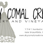 Dry Comal Creek Vineyards under New Ownership