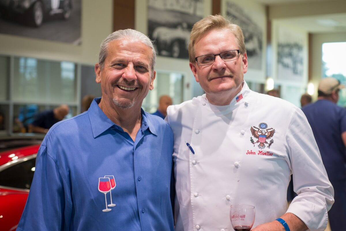 wine and food week 2014 men