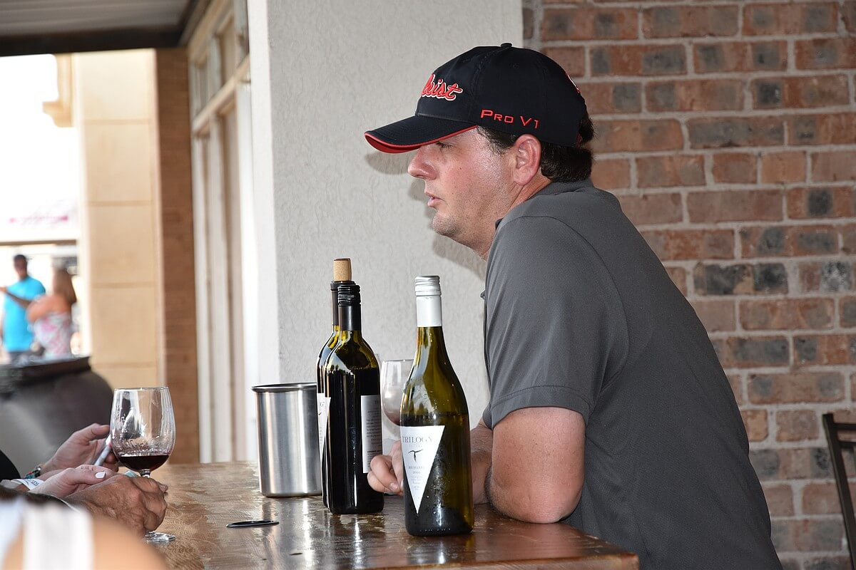 Chace Hill of Trilogy Cellars