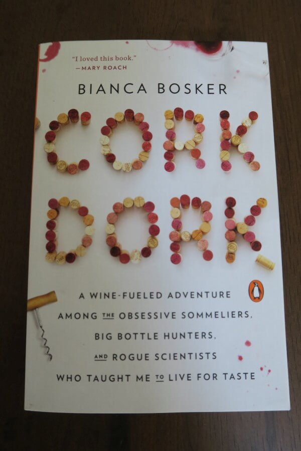 Cork Dork book cover