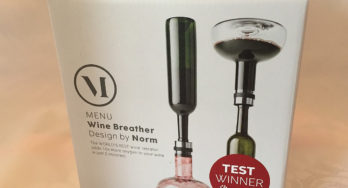 Menu Wine Breather Review