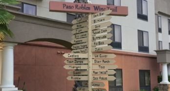 A Texas writer trip to Paso Robles – Part 1 of 3