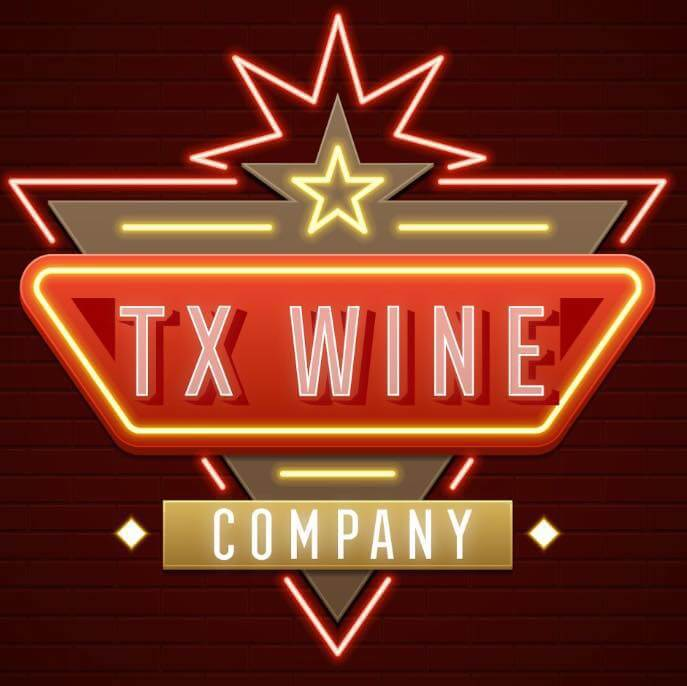 Texas Wine Company sign