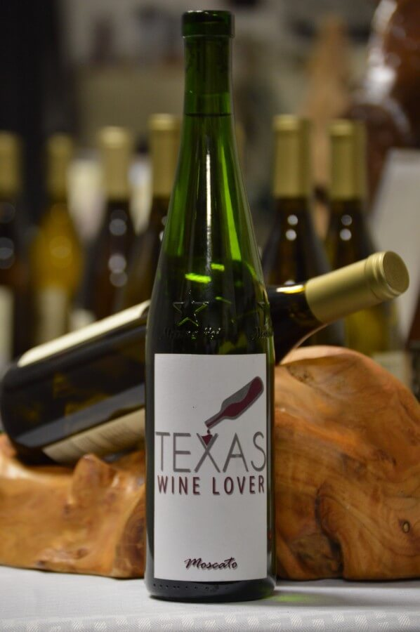 Texas Wine Lover Moscato