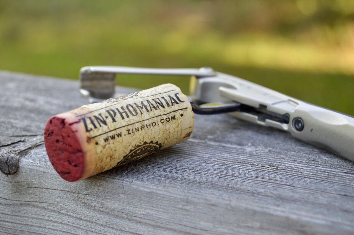 Zin-Phomaniac cork
